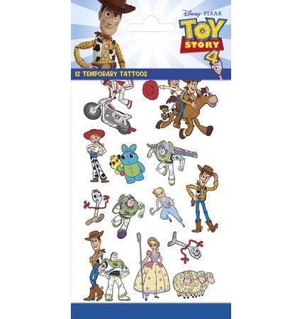 Tetování Toy Story