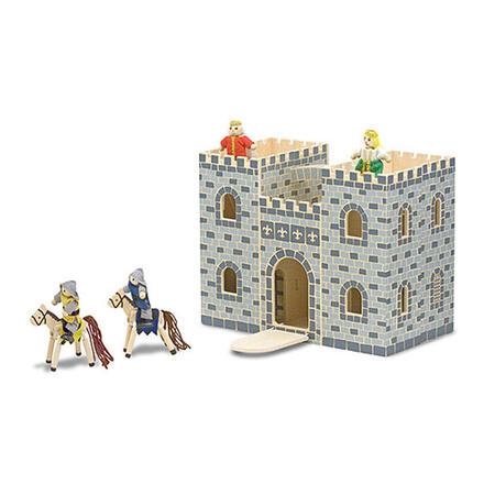 Přenosný skládací hrad - 1
