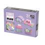 Plus-Plus  Pastel 220, 3in1 - 1/3