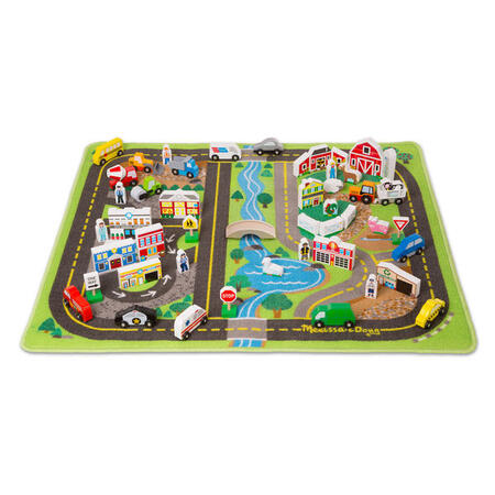 Luxusní hrací koberec s příslušenstvím - 1