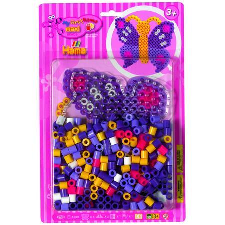 Korálkový set Motýl - MAXI - 1