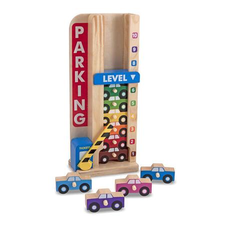 Stohovací parkovací garáž - 1