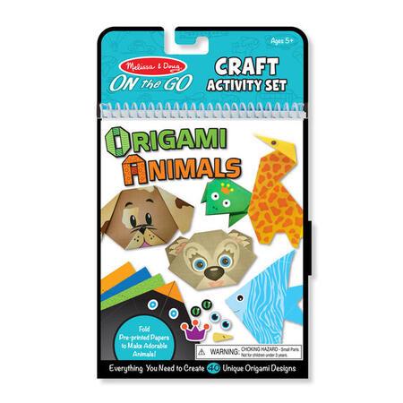 Origami Zvířátka - 1