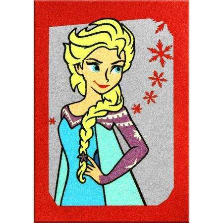 Obrázek pro pískování 23x33 cm /ledové království Elsa/ - 1