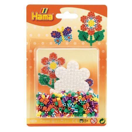 Korálkový set Květina 350 ks MIDI - 1