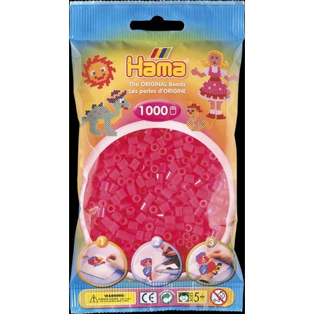Neonové růžové - 1.000ks MIDI