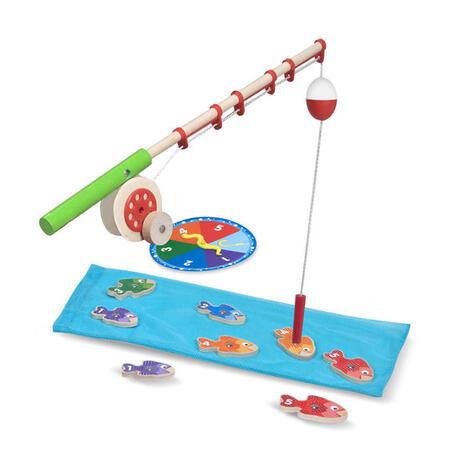 Magnetická hra - lovení rybiček - 1
