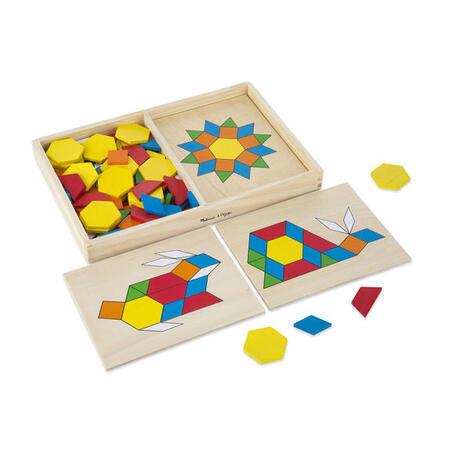 Dřevěná mozaika - 1
