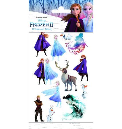 Tetování Frozen II