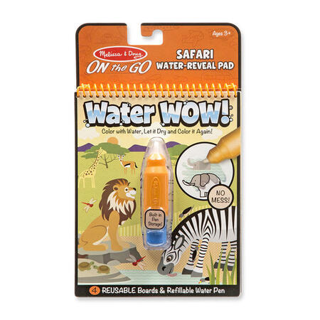 Kouzlení vodou SAFARI - 1