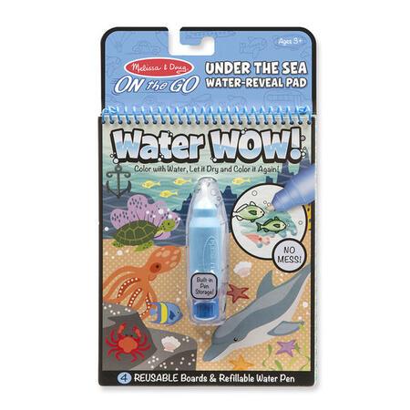 Kouzlení  vodou Vodní svět - 1