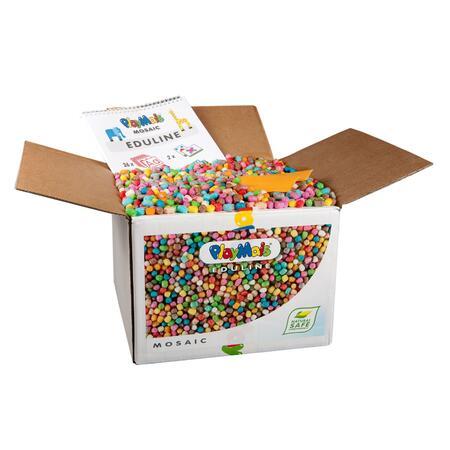 PlayMais EDULINE Mozaika Box 12000 ks - 1