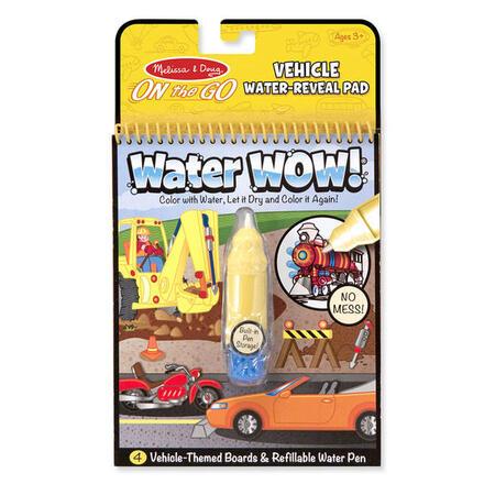 Kouzlení vodou Dopravní prostředky - 1
