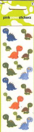 Samolepky Slimz /dinosauři/