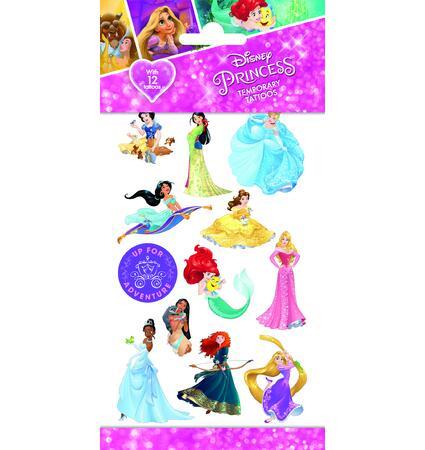 Tetování Disney Princess