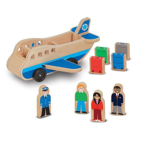 Dřevěné Letadlo - 1
