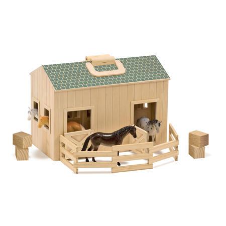 Přenosná koňská stáj - 1