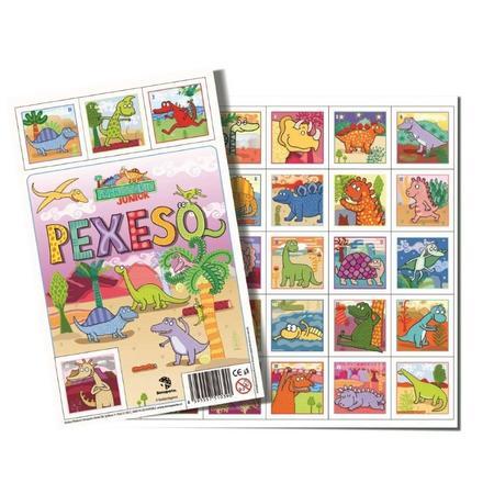 Pexeso Prehistoric Junior-1