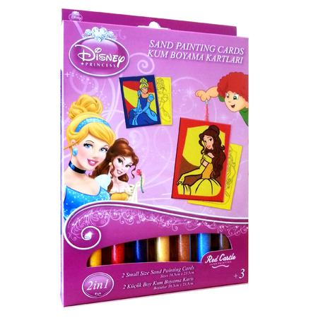 Pískování obrázků Disney 2v1 - princezny - 1