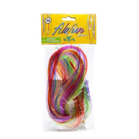 Filofun glitter (50 kusů) - bužírky