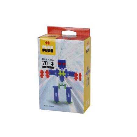 Plus-Plus  Neon 70ks - Robot