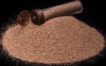 Barevný písek /70g/ - hnědá - 1