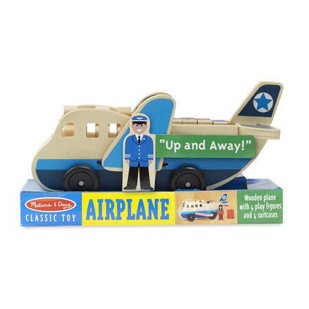 Dřevěné Letadlo - 2