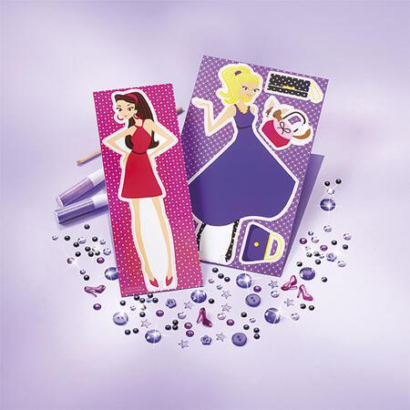 DIAMONDZZ dekorování šatů - 2