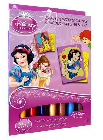 Pískování obrázků Disney 2v1 - princezny - 2