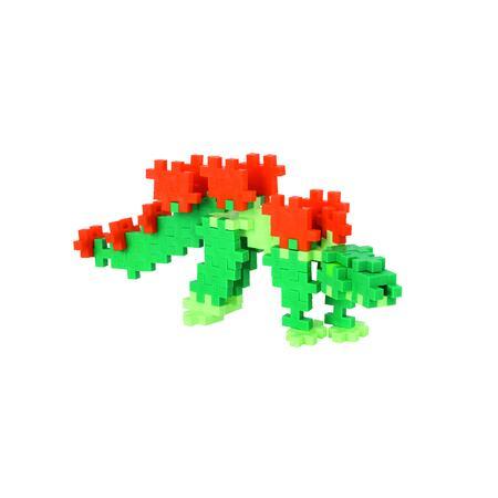 Plus-Plus Tuba 100 ks Stegosaurus - 2