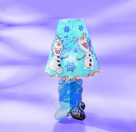 Ledové království - pohádková lampička - 2