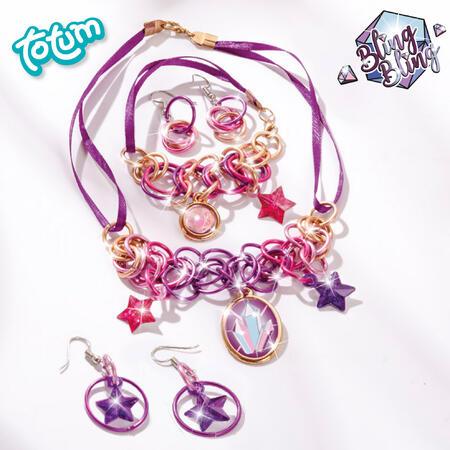 Bling Bling - šperky z kroužků - 2