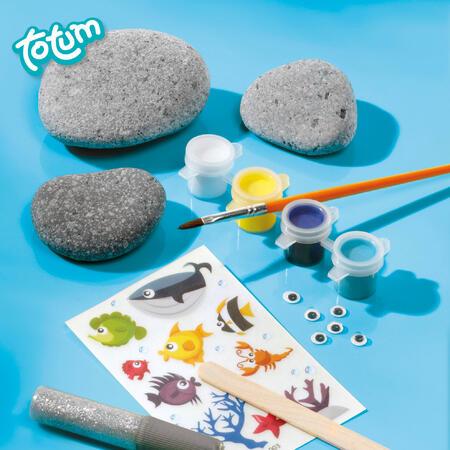 ROCK ART malování na kameny - 2