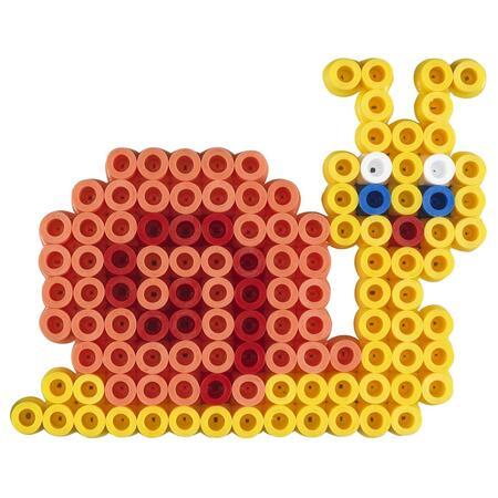 Korálky v boxu 600 ks Hmyzáci MAXI - 2