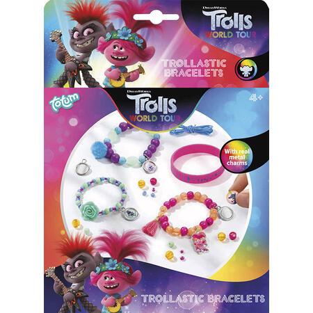 Trollové - korálkové náramky - 2