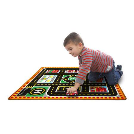 Hrací koberec - Záchranáři - 2