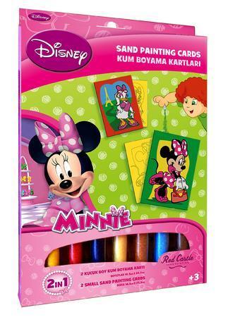 Pískování obrázků  Disney 2v1 - Minnie - 2