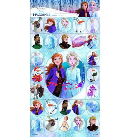 Album na samolepky Frozen II. - 2