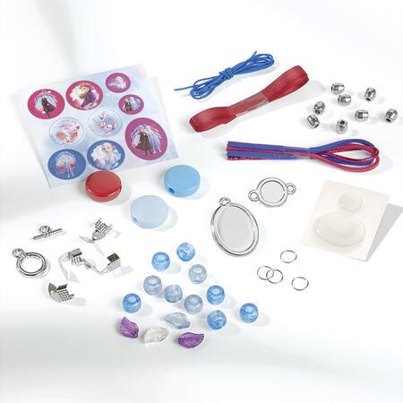 Ledové království II -  vyrob si šperky - 2