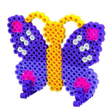 Korálkový set Motýl - MAXI - 2