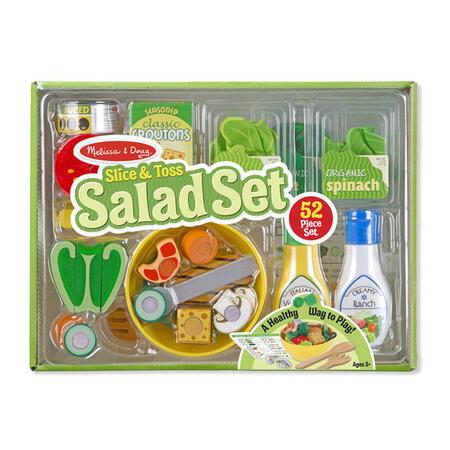 Kompletní set na přípravu salátu - 2