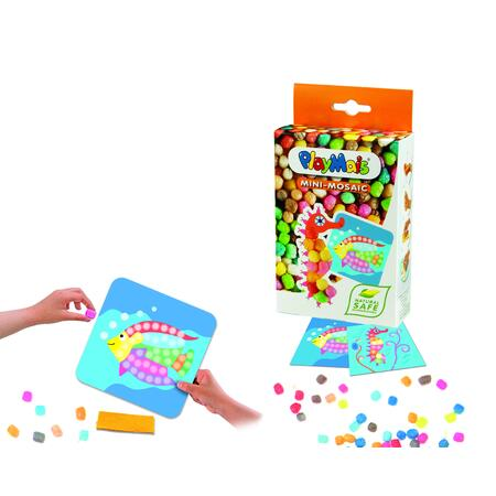 PlayMais Mozaika Mořský svět 300ks - 2