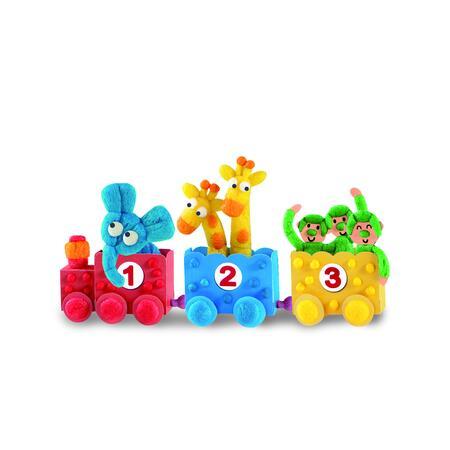 PlayMais Fun to Learn Číslice 550ks - 2