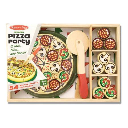 Dřevěná pizza - 2