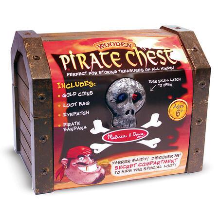 Pirátská truhla - 2
