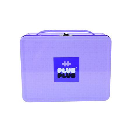 Plus-Plus  Kovový kufřík pastel 600 ks - 2
