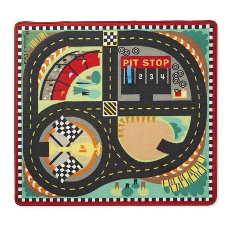 Hrací koberec  - Závodní dráha - 2