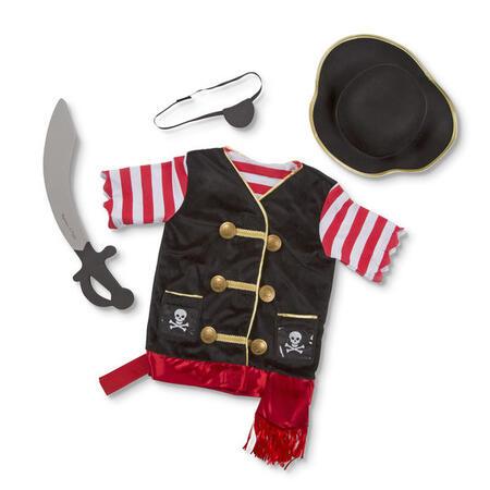 Kompletní kostým - Pirát - 2