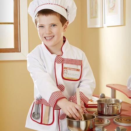 Melissa & Doug - Kompletní kostým  - Kuchař - 2