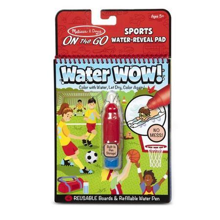 Kouzlení vodou Sporty - 2